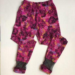 $5 bundle item☀️ MONSTER HIGH girls leggings